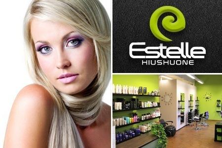 Hiushuone Estelle