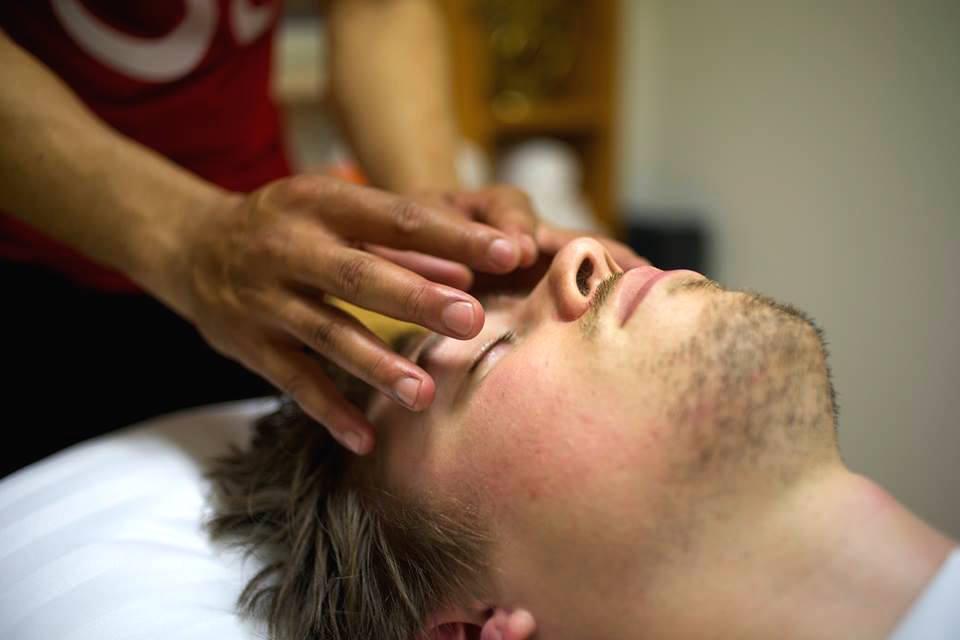 Nepali Healing Massage